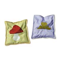 lessi design kinder baby k rnerkissen getreidekissen motivk rnerkissen. Black Bedroom Furniture Sets. Home Design Ideas