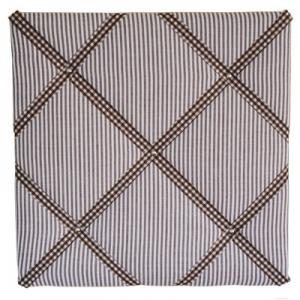 lessi design memoboard pinnwand aus holz stoffbezogen. Black Bedroom Furniture Sets. Home Design Ideas
