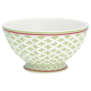 GreenGate French bowl Sasha green