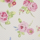 Dekostoff English Rose Chintz